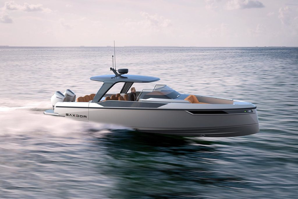 Saxdor 320 GTO: The beginning of a new era - Saxdor Yachts