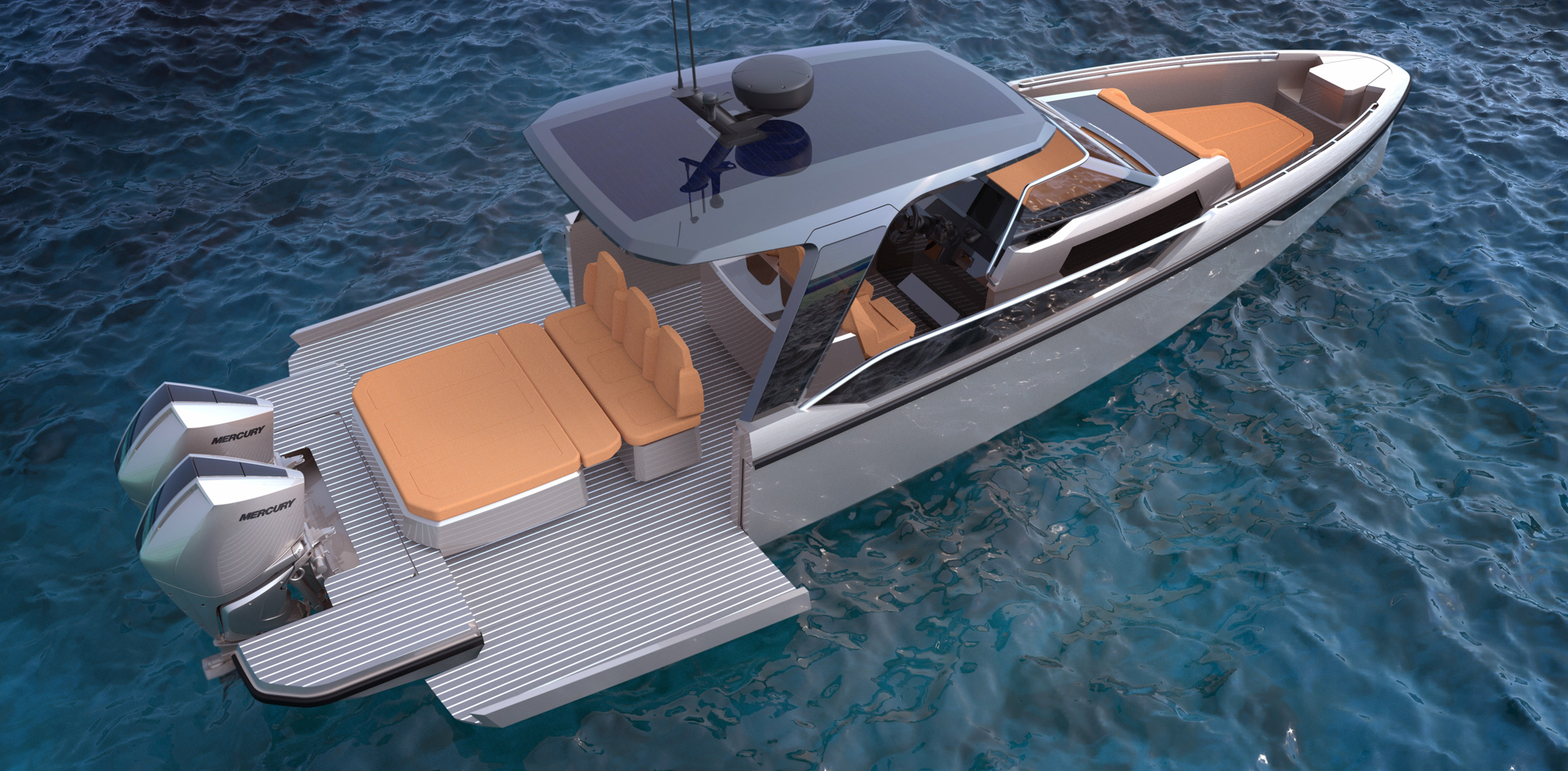 Saxdor Yachts -  Front page slide 2